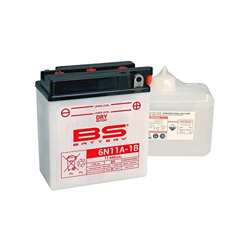 Batterie - 6N11A-1B - 6V 11Ah - inkl. Batteriesäure - für S50, S51, ES150, ES250, TS150, TS250