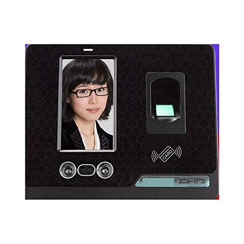 Zeitmaschine Gesichts-Fingerabdruck-Anwesenheits-Zugriffskontrollen-Maschinen Remote Management Mobil APP Fern drahtloses WI-FI Für Büro, Schule