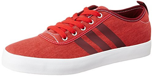 Adidas Tenis Neosole Tenis Hombre Rojo Talla 26