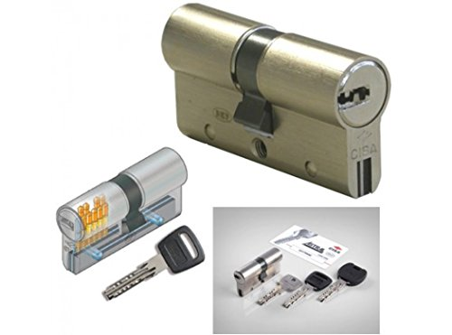 Cisa 0A3S1.07.0.0.CL - Cilindro Astral Sicur 30-30 laton L-15 0A