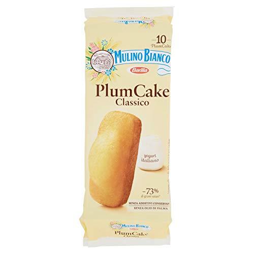 Mulino Bianco Merendine Plumcake con Yogurt, Snack Dolce per la Merenda - 330 gr
