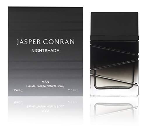 Jasper Conran Nightshade Man Eau de toilette en vaporisateur pour lui, 75 ml