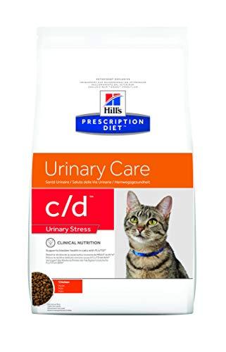Hill's HPD Feline C/D Urinary Stress - 8 kg