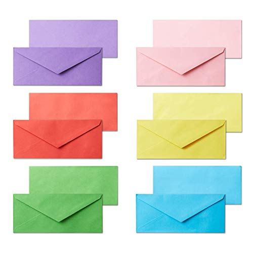 Colored Business Envelopes - 5
