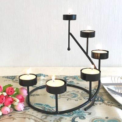 SHT. Metall Kerzenständer...