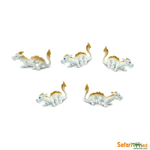 Safari Ltd. - Good Luck Minis - Glücksminis - Glücksdrachen 5 Stück