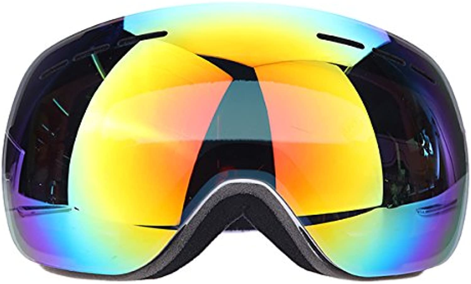 ShopSquare64 KALOAD H003 Ski Goggles Double Lens Anti Fog Spherical Men Women Unisex Multicolor Snow Glasses