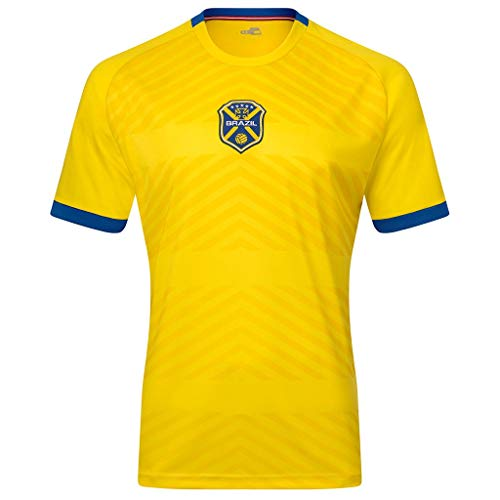 Xara Soccer International V4 Shirt - Brazil - Small