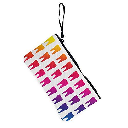 XCNGG Geldbörsen Shell Aufbewahrungstasche Fashion Change Purse Clutch Pouch Makeup Bag Cell Phone Purse Pouch with Handle