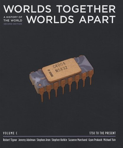 Worlds Together, Worlds Apart: A History of the World from the Beginnings of Humankind to the Present (Second  Edition)