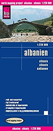 Albania = Albanien = Albanie by Reise Know-How Verlag(2014-01-01)