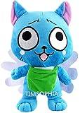 TIMSOPHIA Katze Tail Happy Plüsch Anime Katzen...