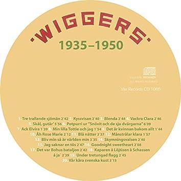 Den kompletta Wiggers 1935-1950