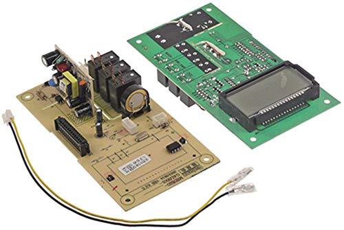 Horeca-Select displayplaat voor magnetron breedte 85 mm model GMW1025 kabel 200 mm lengte 160 mm