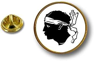 Spilla Pin pin's Spille spilletta Giacca Bandiera Badge Corsica