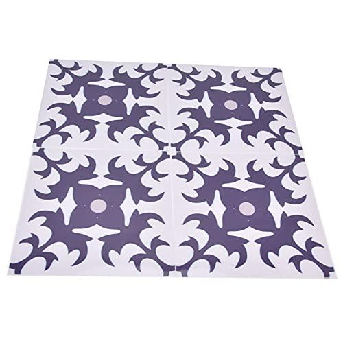 Wosune Adhesivo de Pared, 10 Piezas de Azulejos Adhesivos para escaleras para cocinas para baños(1)
