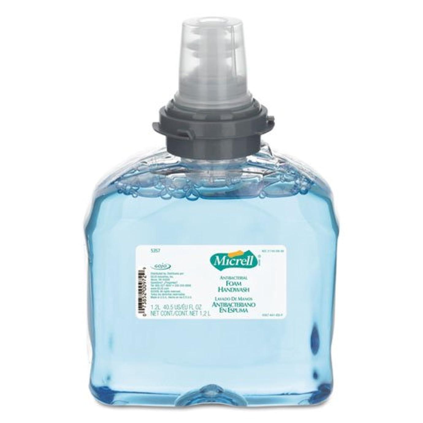一節滑りやすい計算MICRELL抗菌Foam Handwash 5357-02
