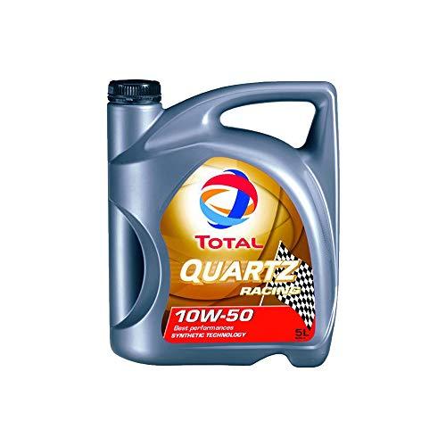 Total Lubricante de aceite de motor Rubia Tir 8900 10W-40 5L...