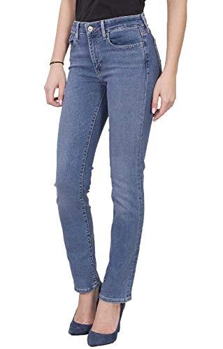 Levis 18884-712 Slim Jeans Damen Denim MEDIUM Blue 27 L32
