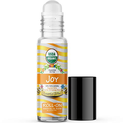 Essential Oil for Teething (USDA Organic - 100% Pure)...