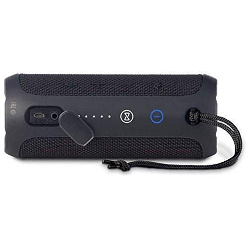 JBL Flip 3 - Altavoz portátil (8 W, Bluetooth, Micro USB, 3000 mAh), Color Negro