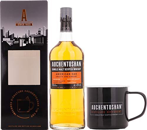 Auchentoshan American Oak Single Malt Scotch Whisky - 700 ml