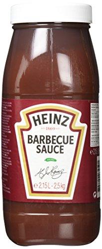 Heinz Barbecue Sauce, Plastikkanne, 2er Pack (2 x 2.15 l)