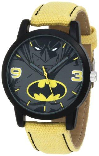 "Batman Kids' BAT9043 ""Batman"" Watch with Canvas Band"