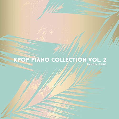KPOP Piano Collection, Vol. 2