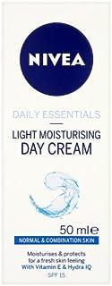 Nivea Daily Essentials Light Moisturising Day Cream SPF 15, 50ml