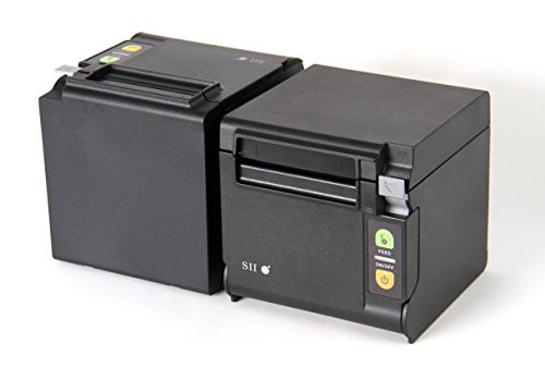 Seiko Instruments SLP650SE-UK ,Code 128 ,Code 39,EAN128,EAN13,Matrix 2//5,MaxiCode,PDF417,QR Code,UPC-A,UPC-E, Negro, Gris NW-7 A//B//C Impresora de etiquetas Transferencia t/érmica, 300 x 300 DPI, 100 mm//s, 5,8 cm, CODABAR
