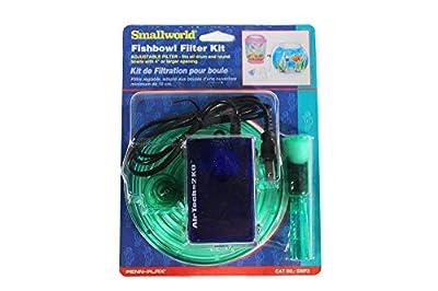 Penn Plax Fishbowl Filter Kit