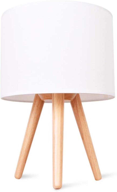 Beste Wünsche Shop Tischlampe-Holz Tischlampe Warme Kreative Schreibtisch Nachttischlampe Nordischen Stil Wohnkultur Moderne Einfache Persnlichkeit Tischlampe E27 Schreibtischlampe