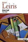 Journal - (1922-1989)