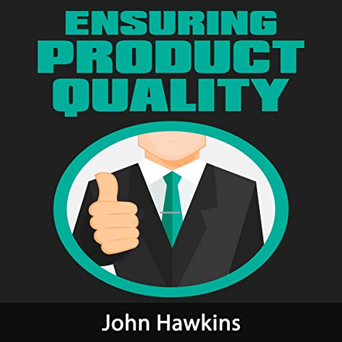 Ensuring Product Quality cover art