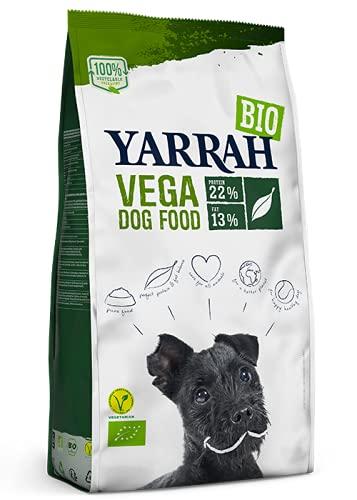 Croquettes Végétariennes Bio Yarrah - 2kg - Chien