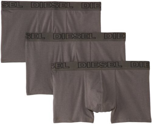 Diesel Herren 3er-Pack Shawn Stretch Boxershorts -  grau -  Small