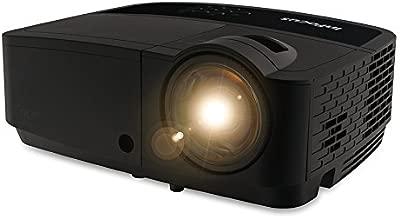 InFocus IN126STa WXGA Short Throw Projector, 3300 Lumens, HDMI, LAN, Wireless-ready