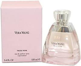 Vera Wang Truly Pink By Vera Wang For Women, Eau De Parfum Spray, 3.4-Ounce Bottle