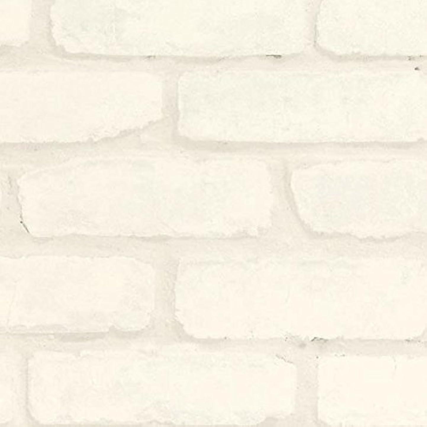にじみ出る要件矩形生のり付き壁紙 ナチュラルなレンガ柄セレクション/サンゲツ SG-5969 (販売単位1m) SG-5969