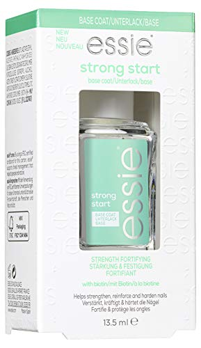 Essie As Strong As It Gets Base Coat Indurente, Trasparente