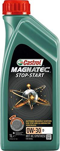 Castrol 9089100420 Magnatec Stop-Start 0W-30 D - Aceite para Motor (12 L)