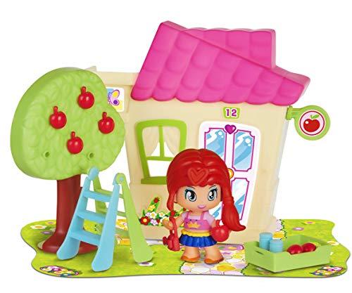 Pinypon- Minicasitas con tienda de Cupcakes (Famosa 700015606)