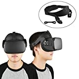 Eyglo Coussin de Tête pour Casque Oculus Quest Headband Head Strap Réduisez la Pression de la Tête Toucher Confortable Accessoires VR Oculus Quest