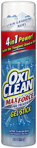OxiClean Max Force Gel Stain Remover Stick - 6.2oz