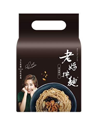 老媽拌麺 本場台湾まぜそば-「海老そば」 正規品・日本向け特別仕様品