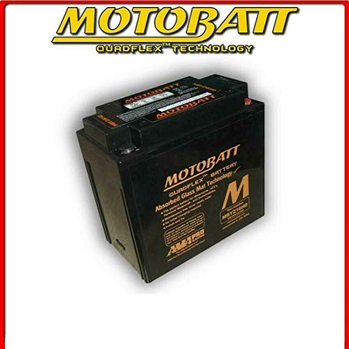 MBYZ16HD batterij YTX14-BS K awasaki Quad KFX 700 2006-2011