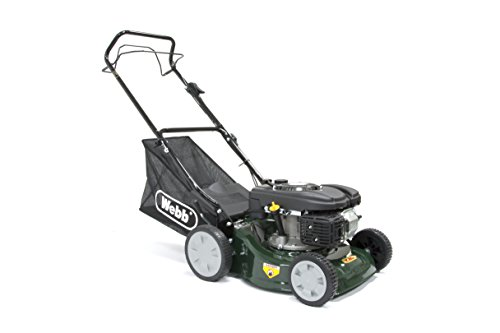 WEBB R41SP Petrol 40cm Self Propelled Lawnmower
