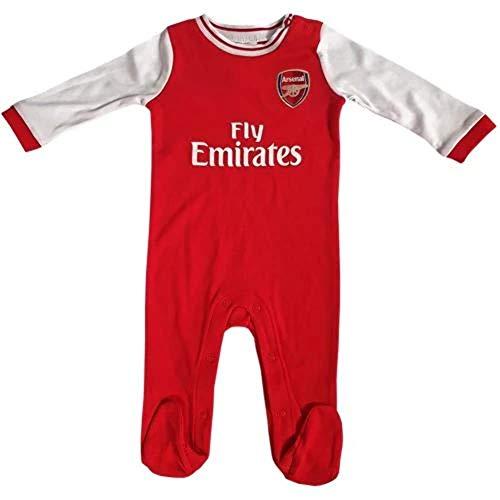 Brecrest Arsenal Baby Sleepsuit 2019/20-12-18 Months