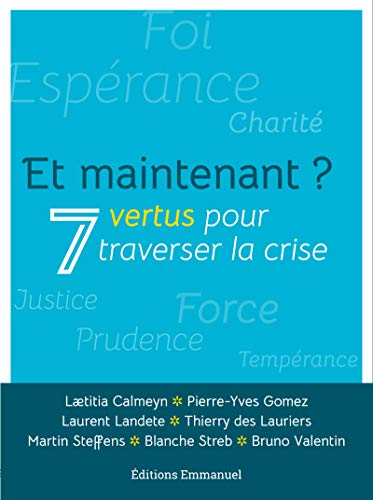 Et maintenant (French Edition)